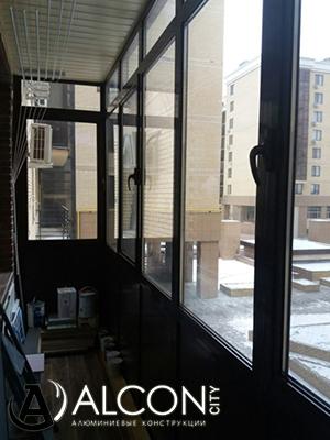 Остекление балкона стоимость самара мастер остеклением балконов